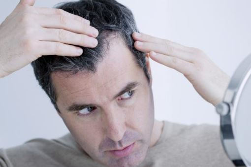 hair loss myth