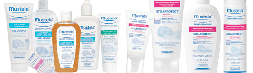 mustela dermopediatrics