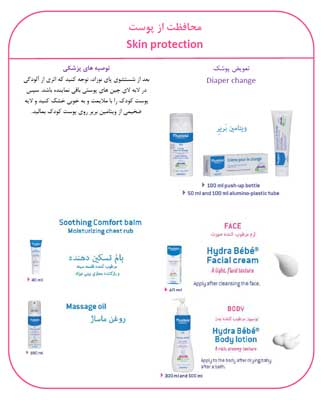 mustela protection