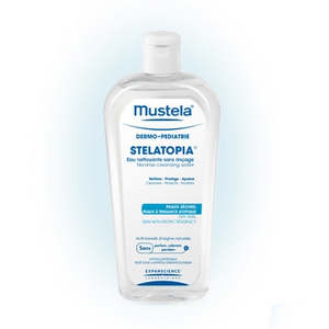 stelatopia no-rinsed cleansing water