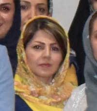تصویر خانم نجمه حسان پور