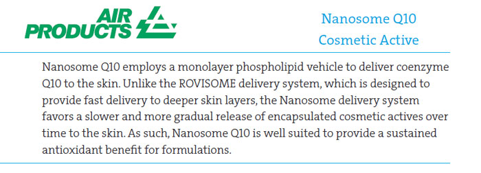 Nanosome + Q10