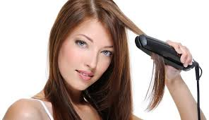 non permanent hair straightening1