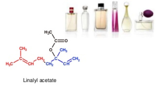 perfume ingredients linalyl acetate