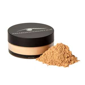 powdery makeup products