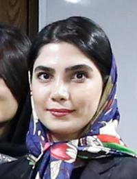 تصویر خانم فاطمه طاهر خانی