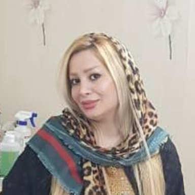 تصویر خانم نگار رفیعیان