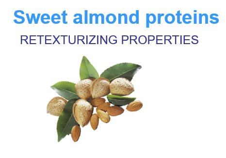sweet almont proteins