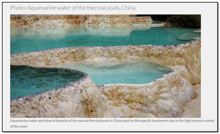 thermal water
