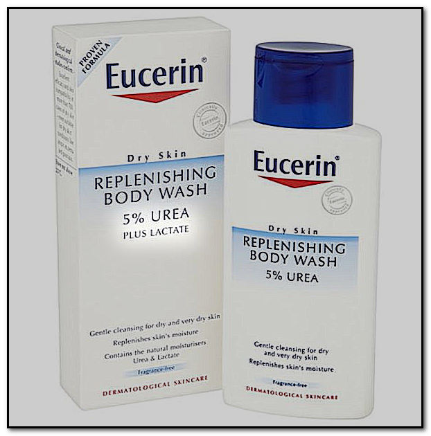 urea and lactate in eucerin