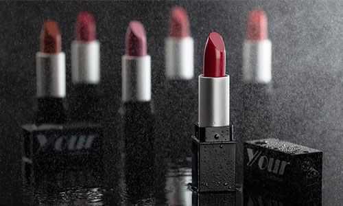your lipsticks